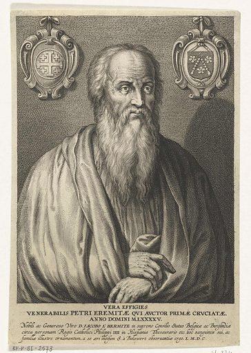 Saint Peter the hermit