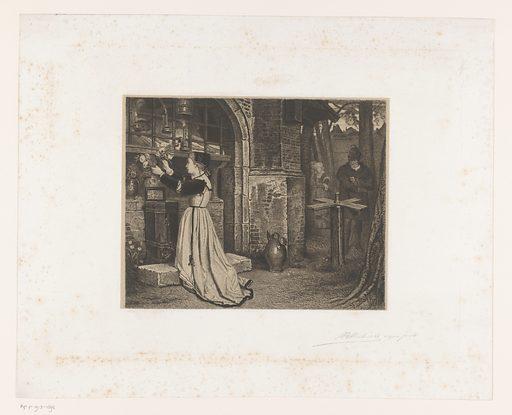 Faust gretchen Margarete/A Penitent
