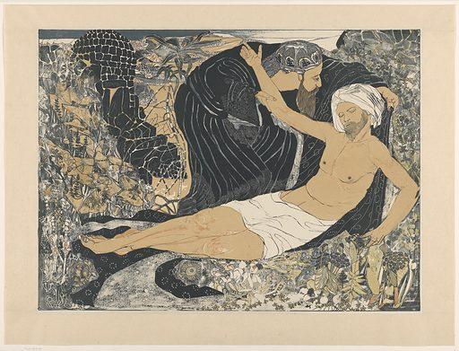 The Good Samaritan, 1896