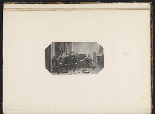 Jan Pieterszoon Sweelinck, c 1600. Origin: Netherlands. Date: 1865 – 1870. Object ID: BI-1997-1407B-10.