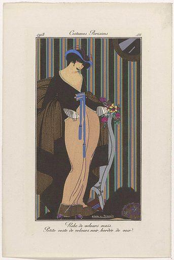 Journal des Dames et des Modes: the Fashion Illustrators.