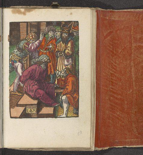 Ridicule. Origin: Amsterdam. Date: c 1530. Object ID: BI-1898-A-1742-48.