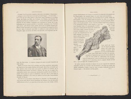 Portrait of Émile Bayard. Origin: France. Date: c 1881 – in or before 1891. Object ID: RP-F-F25608-J.