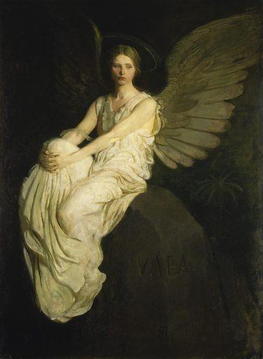 Stevenson Memorial. Date: 1900s. Record ID: saam_1929.6.127.