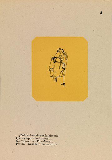 Eccentric Character. Record ID: saam_1971.439.4.