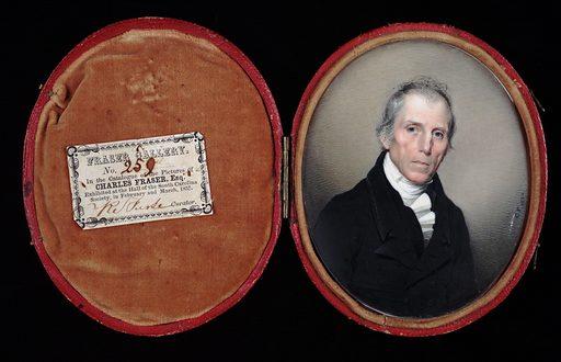 Judge Thomas Waties. Sitter: Thomas Waties. Date: 1820s. Record ID: saam_1934.5.1.