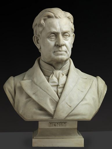 Joseph Henry. Sitter: Joseph Henry. Date: 1900s. Record ID: saam_1960.10.4.