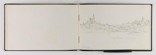 (Sketchbook) Laufenberg. Date: 1890s. Record ID: saam_1983.83.235.