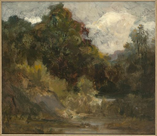 Landscape (trees). Date: 1820s. Record ID: saam_1983.95.65.