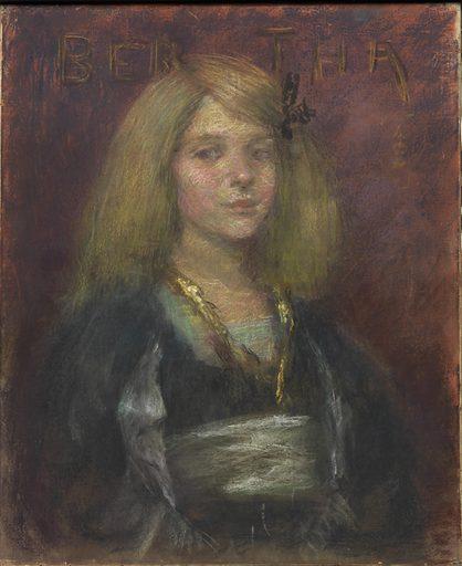 Bertha. Date: 1930s. Record ID: saam_1952.13.11.