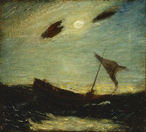 Moonlight. Date: 1880s. Record ID: saam_1909.10.2.
