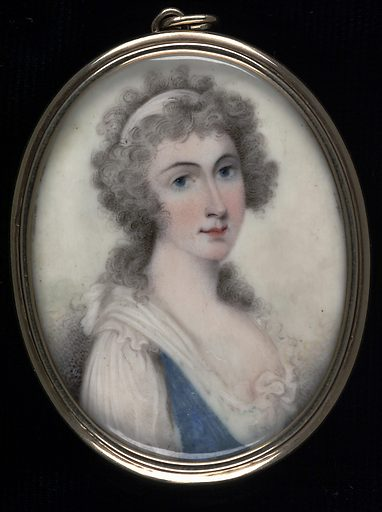 Portrait of a Lady from S. Carolina Huguenot Family. Date: 1790s. Record ID: saam_1950.4.5.