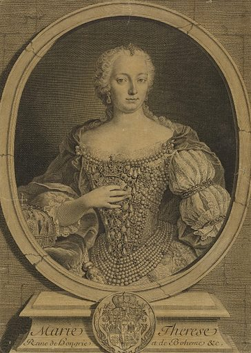 Marie Therese. Sitter: Maria Theresa Charlotte de France. Date: 1800s. Record ID: saam_1929.7.80.