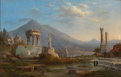 Vesuvius and Pompeii