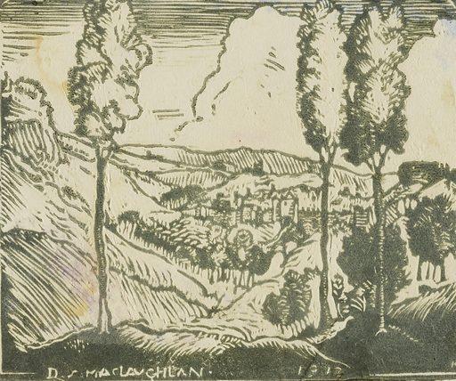 Landscape. Record ID: saam_1974.85.43.