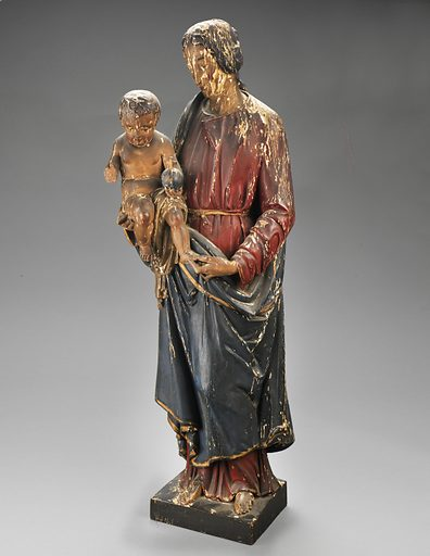 Madonna and Child. Date: 1920s. Record ID: saam_1968.159.308.