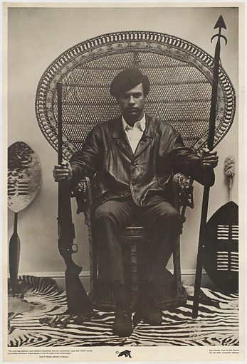 Huey Newton, Black Panther Minister of Defense