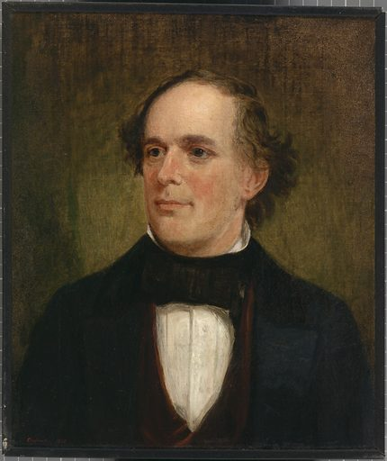 Salmon P. Chase. Sitter: Salmon Portland Chase, 13 Jan 1808 – 7 May 1873. Date: 1860s. Record ID: npg_NPG.69.47.