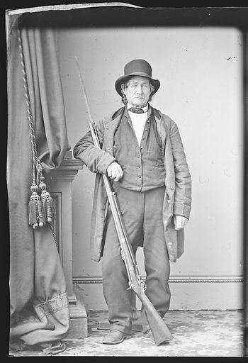 John Burns. Sitter: John Burns. Date: 1860s. Record ID: npg_NPG.81.M520.2.