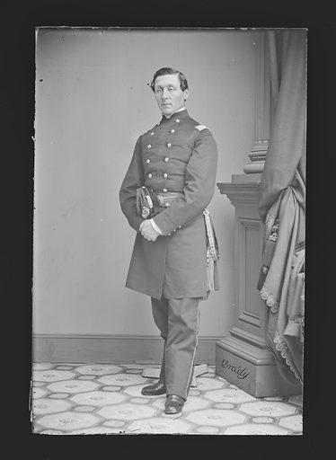 William H. Allen. Sitter: William H. Allen. Date: 1860s. Record ID: npg_NPG.81.M328.