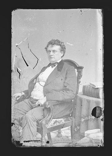 John A. Andrew. Sitter: John Albion Andrew, 31 May 1818 – 30 Oct 1867. Date: 1860s. Record ID: npg_NPG.81.M330.