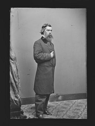 Lemuel Hastings Arnold. Sitter: Lemuel Hastings Arnold, 1792 – 1852. Date: 1860s. Record ID: npg_NPG.81.M340.