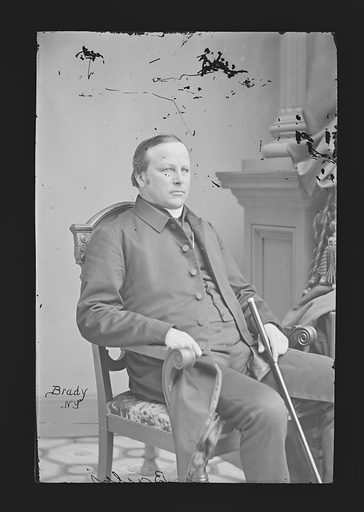 Possibly Gilbert Stephen Bailey. Date: 1860s. Record ID: npg_NPG.81.M357.