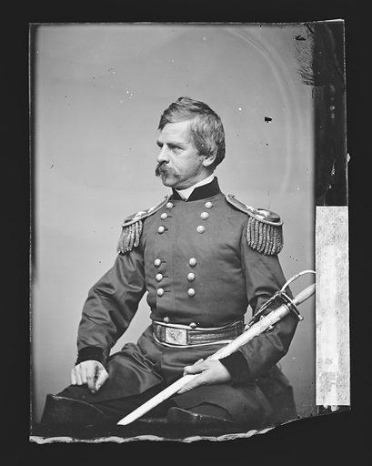 Nathaniel P. Banks. Sitter: Nathaniel Prentice Banks, 1816 – 1894. Date: 1880s. Record ID: npg_NPG.81.M368.