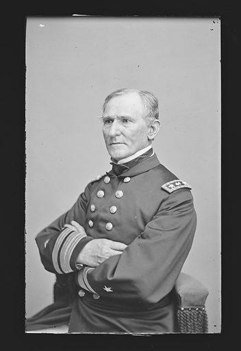 Henry H. Bell. Sitter: Henry Haywood Bell, 13 Apr 1808 – 11 Jan 1868. Date: 1860s. Record ID: npg_NPG.81.M409.