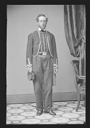 George F. Betts. Sitter: George Frederic Betts, 1827 – 1898. Date: 1860s. Record ID: npg_NPG.81.M417.