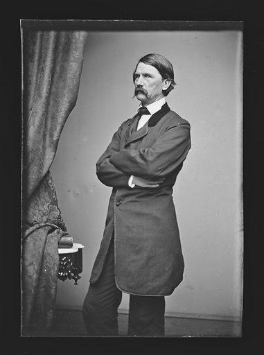 Francis Preston Blair, Jr. Sitter: Francis Preston Blair, Jr., 19 Feb 1821 – 9 Jul 1875. Date: 1880s. Record ID: npg_NPG.81.M425.