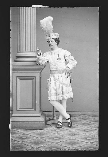 J. W. Blaisdell. Sitter: J. W. Blaisdell. Date: 1860s. Record ID: npg_NPG.81.M212.