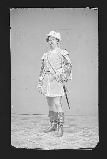 J. W. Blaisdell. Sitter: J. W. Blaisdell. Date: 1860s. Record ID: npg_NPG.81.M435.