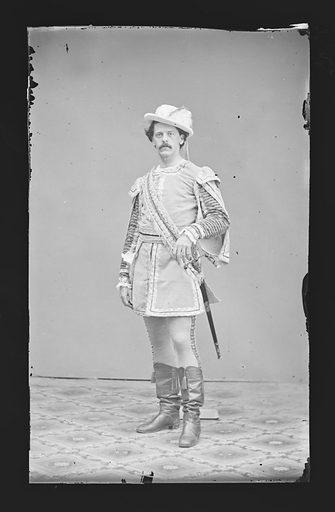J. W. Blaisdell. Sitter: J. W. Blaisdell. Date: 1860s. Record ID: npg_NPG.81.M436.