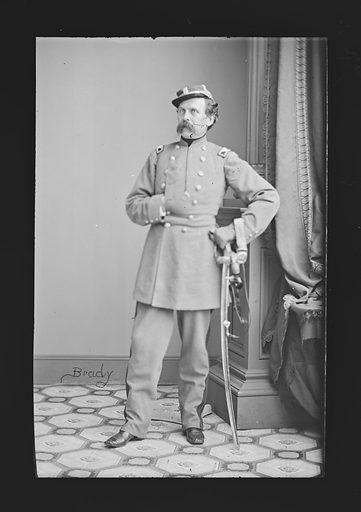 Louis Blenker. Sitter: Louis Blenker, 12 May 1812 – 31 Oct 1863. Date: 1880s. Record ID: npg_NPG.81.M444.