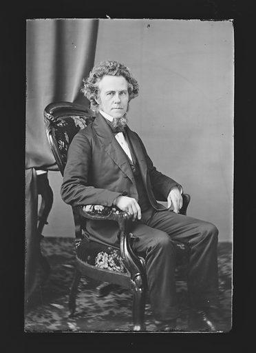 Henry A. Boardman. Sitter: Henry A. Boardman. Date: 1860s. Record ID: npg_NPG.81.M447.