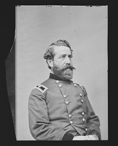 John M. Brannan. Sitter: John Milton Brannan, 1818 – 1892. Date: 1860s. Record ID: npg_NPG.81.M465.