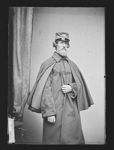 Henry S. Briggs. Sitter: Henry Shaw Briggs, 1824 – 1887. Date: 1860s. Record ID: npg_NPG.81.M467.