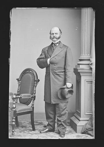 Ambrose Everett Burnside. Sitter: Ambrose Everett Burnside, 23 May 1824 – 13 Sep 1881. Date: 1880s. Record ID: npg_NPG.81.M45.