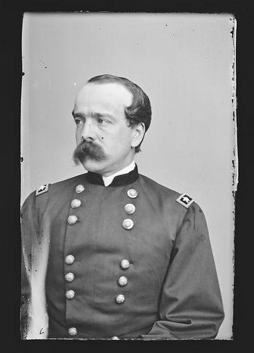 Daniel Butterfield. Sitter: Daniel Butterfield, 1831 – 1901. Date: 1880s. Record ID: npg_NPG.81.M523.
