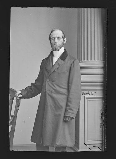 Talbot Wilson Chambers. Sitter: Talbot Wilson Chambers, 1819 – 1896. Date: 1860s. Record ID: npg_NPG.81.M534.