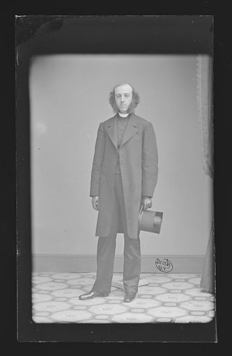 Possibly Clarkson. Date: 1860s. Record ID: npg_NPG.81.M556.