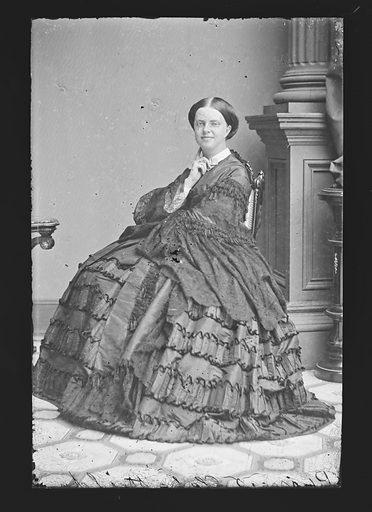 Princess Marie Clotilde of Savoy. Sitter: Marie Clotilde of Savoy, 02 Mar 1843 – 25 Jun 1911. Date: 1860s. Record ID: npg_NPG.81.M564.