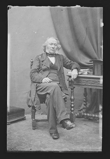 Richard Cobden. Sitter: Richard Cobden, 1804 – 1865. Date: 1860s. Record ID: npg_NPG.81.M567.