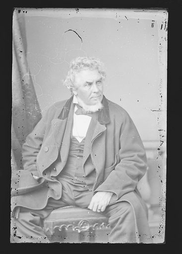 Richard Cobden. Sitter: Richard Cobden, 1804 – 1865. Date: 1860s. Record ID: npg_NPG.81.M568.