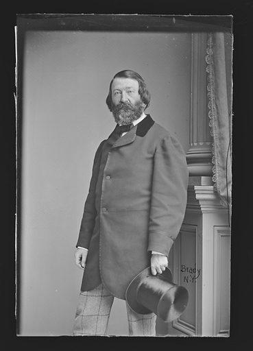 John Cochrane. Sitter: John Cochrane, 1813 – 1898. Date: 1880s. Record ID: npg_NPG.81.M574.