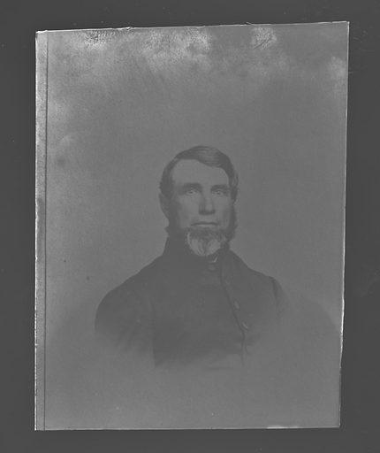 Isaac Coe. Sitter: Isaac Coe. Date: 1860s. Record ID: npg_NPG.81.M575.