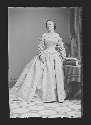 Jane Coombs. Sitter: Jane Coombs. Date: 1860s. Record ID: npg_NPG.81.M221.
