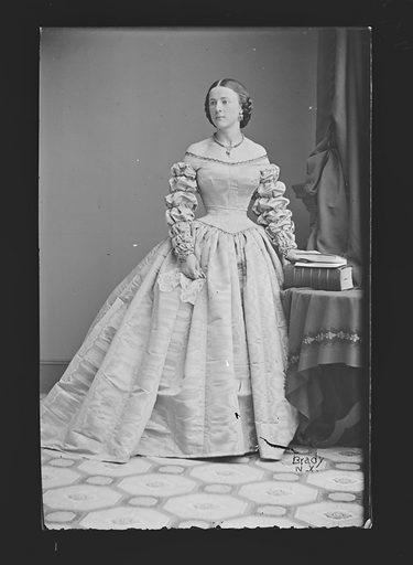 Jane Coombs. Sitter: Jane Coombs. Date: 1860s. Record ID: npg_NPG.81.M587.