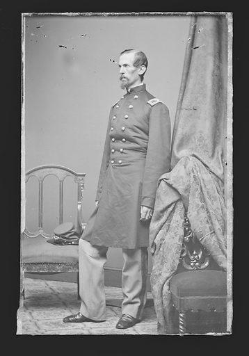 Michael Corcoran. Sitter: Michael Corcoran, 21 Sep 1827 – 22 Dec 1863. Date: 1880s. Record ID: npg_NPG.81.M590.